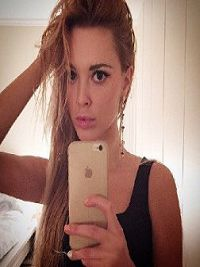 Dziewczyna Yvette Chojnice