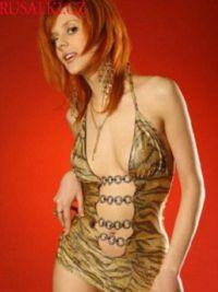 Prostytutka Adelfina Morawica